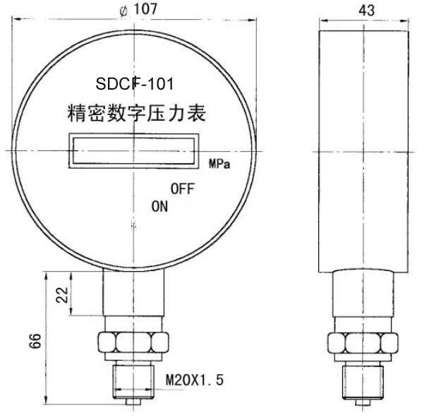 数字压力表|高精度数字压力表|厂家直销sdcy数字压力表产品
